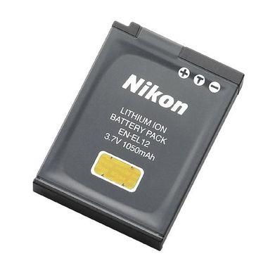 Nikon EN-EL12 Ioni di Litio 3.7mAh 1050V batteria ricaricabile