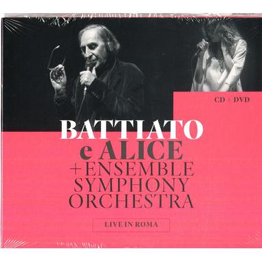 Live in Roma, CD+DVD