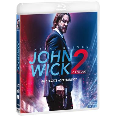 John Wick Capitolo 2, Blu-Ray Blu-ray 2D ITA