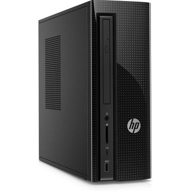 HP Slimline Desktop - 260-p120nl con processore Intel® Core™ i3-6100T