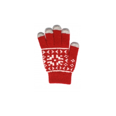 G&BL iTech Gloves Rosso