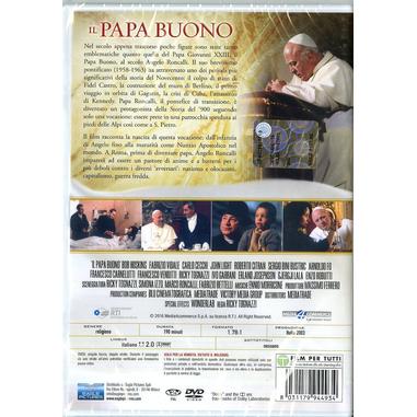Il papa buono DVD