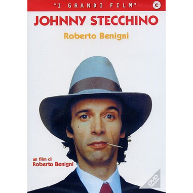 Johnny Stecchino, film (DVD)