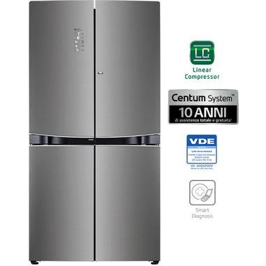 LG GMD916SBHZ Libera installazione 601L A++ Acciaio inossidabile ...