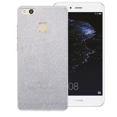 Phonix Cover Glitter per Huawei P10 Lite - Argento