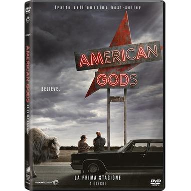 American Gods - La Prima Stagione (4 DVD)