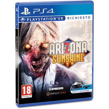 Arizona sunshine VR - Playstation 4