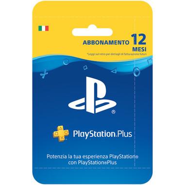 Sony PlayStation Plus Card : 365