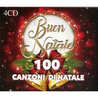 Buon Natale 100 Canzoni di Natale, 4CD