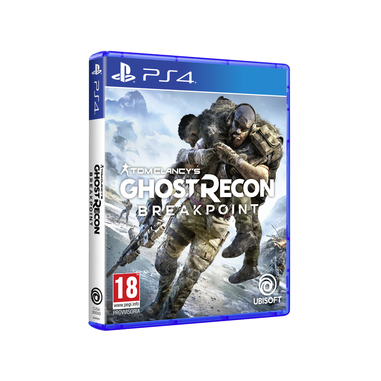 Ghost Recon Breakpoint, PS4