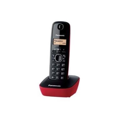 Panasonic KX-TG1611 Rosso