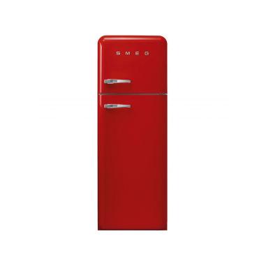 Smeg FAB30RRD3 frigorifero con congelatore Libera installazione Rosso 294 L A+++