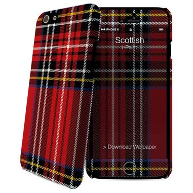 i-Paint Scottish custodia per cellulare