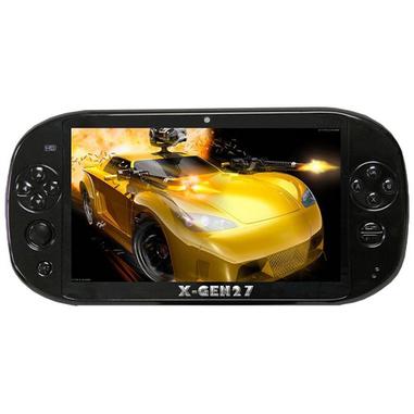 BG Games X-Gen27 tablet ARM Cortex-A8 4 GB Nero