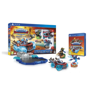 Skylanders SuperChargers SP, PS4