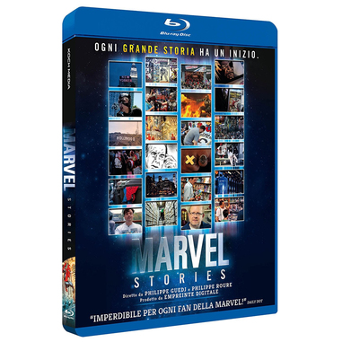 Marvel Stories (Blu-Ray)