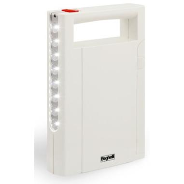 Beghelli 3310 torcia Torcia elettrica universale Bianco LED