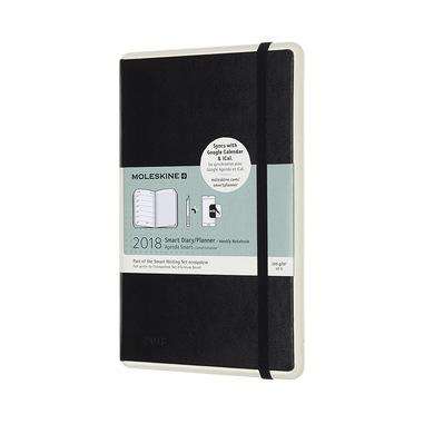 Moleskine Smart Planner quaderno per scrivere Nero