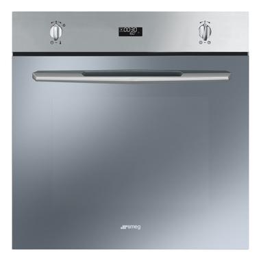 Smeg SF585X Elettrico 70L A Acciaio inossidabile forno | Forni da ...