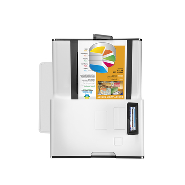 HP Stampante PageWide Enterprise Color 556dn