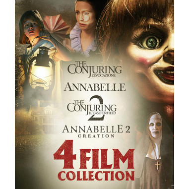 Annabelle Collection (Blu-ray)