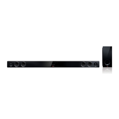 LG NB3730A altoparlante soundbar 2.1 canali 300 W Nero