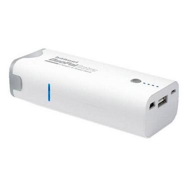 Hahnel DuoPal Extra Kit batteria portatile Ioni di Litio 5200 mAh Grigio, Bianco