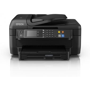 Epson WorkForce WF-2760DK Ad inchiostro A4 Nero + Cartuccia in omaggio