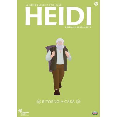 Heidi: Ritorno a casa Vol. 8 - Edizione Restaurata