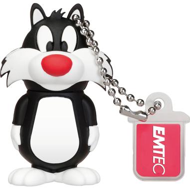 Emtec 16GB LT Sylvester unità flash USB USB tipo A 2.0 Multicolore