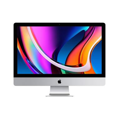 "Apple iMac 68,6 cm (27"") 5120 x 2880 Pixel Intel® Core™ i5 di decima generazione 8 GB DDR4-SDRAM 256 GB SSD PC All-in-one AMD Radeon Pro 5300 macOS Catalina 10.15 Wi-Fi 5 (802.11ac) Argento"