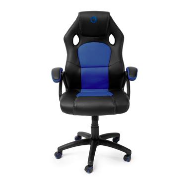 NACON PCCH310BLUE sedia per videogioco Sedia per gaming universale Nero, Blu