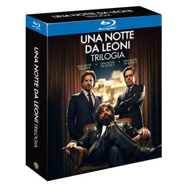 Una notte da leoni - trilogia (Blu-ray)