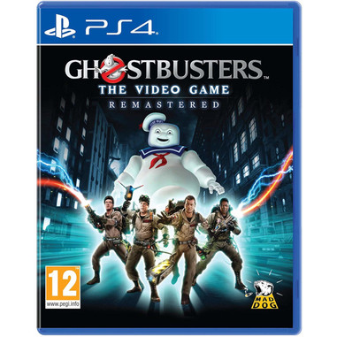 Ghostbusters The Video Game Remastered, PS4
