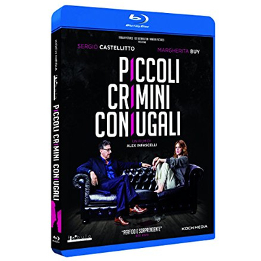 Piccoli Crimini Coniugali, Blu-Ray