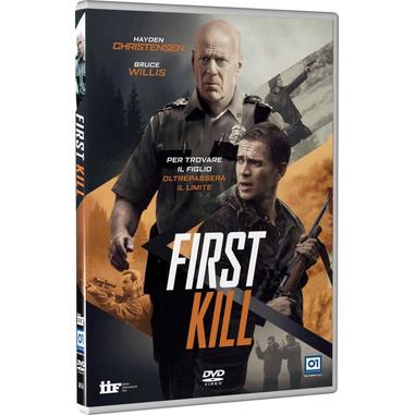 First Kill DVD 2D Inglese, ITA
