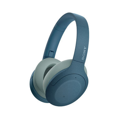 Sony WH-H910N Cuffia Padiglione auricolare Blu