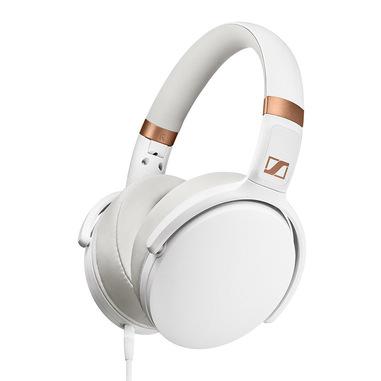 Sennheiser HD 4.30G Cuffia Padiglione auricolare Connettore 3.5 mm Bianco