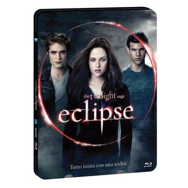 Eclipse - The Twilight saga (Limited Metal Box) (Blu-ray)