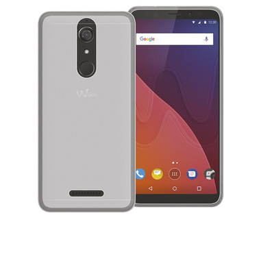Phonix Cover Gel Protection Plus per Wiko View - Trasparente