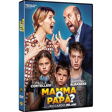 Mamma o papà? (DVD)