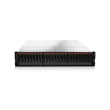 Lenovo Storage V3700 V2 array di dischi Armadio (2U) Nero, Argento