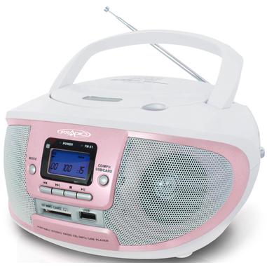 Irradio CDKU-55C Rosa, Bianco