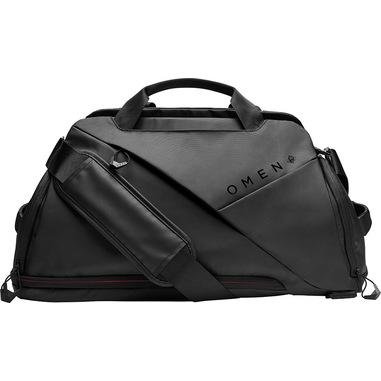 """HP OMEN Transceptor 17 Duffel borsa per notebook 43,2 cm (17"""") Borsa con caricamento dall'alto Nero"""