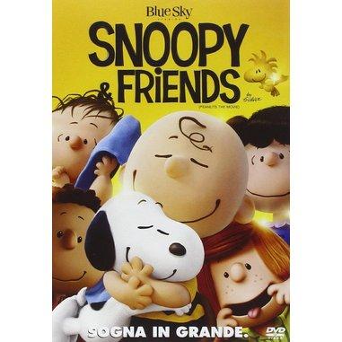 Snoopy and friends: il film dei Peanuts (DVD)
