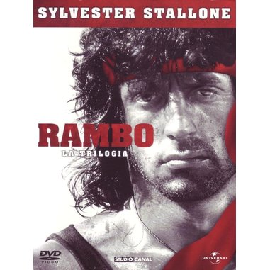 Rambo - La trilogia ultimate edition (DVD)