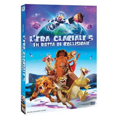L'Era Glaciale 5 - In rotta di collisione (DVD