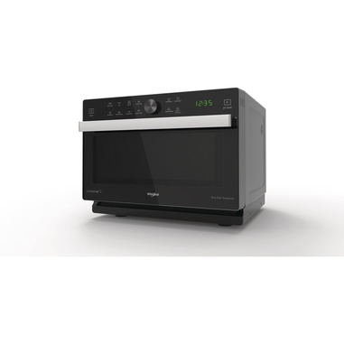 Whirlpool MWP 337 SB Microonde con grill 33L 900W Nero, Argento