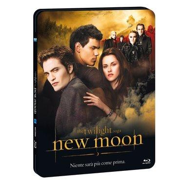 New Moon - The twilight saga (edizione limitata metal box, Blu-ray)