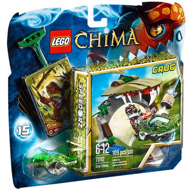 LEGO Legends of Chima Il morso del coccodrillo